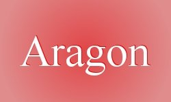 travel guide Aragón
