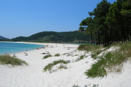 and beaches of Spain