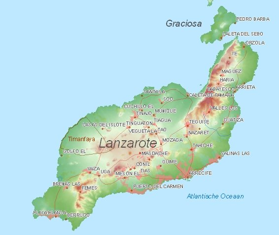 161ea232529555 Nature Holiday to the volcanoes of Lanzarote