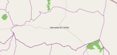 municipality Hérmedes de Cerrato spain