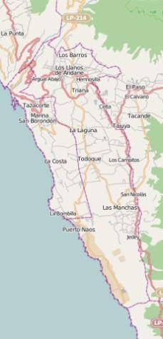 Los Llanos De Aridane Province Santa Cruz De Tenerife