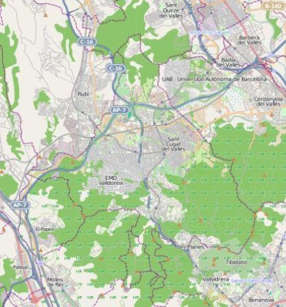 Sant cugat del vall s province barcelona catalonia - Cugat del valles ...